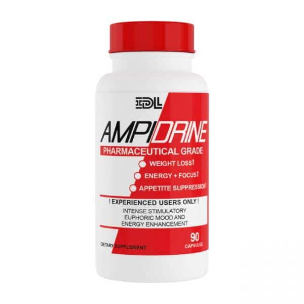 Ampidrine Pharmaceutical Grade Weight Loss Pill