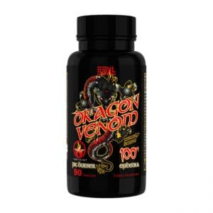 Dragon Venom Ephedra Fat Burner