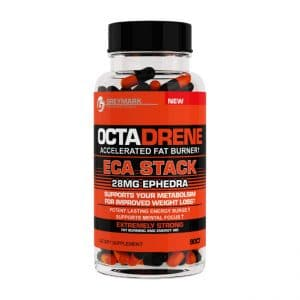 Octadrene ECA Stack with ephedra