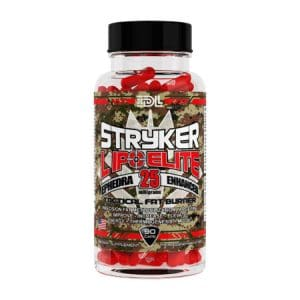 Stryker Lipo Elite Ephedra Fat Burner